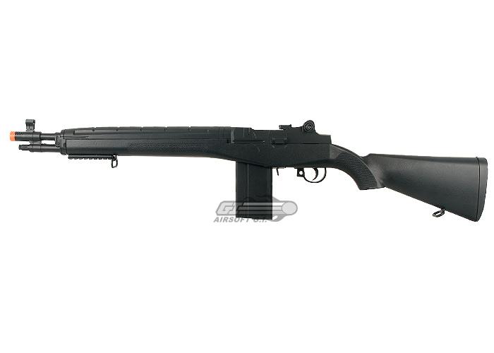 CYMA M14 Spring Rifle Airsoft Gun by: CYMA - Airsoft GI - The Largest