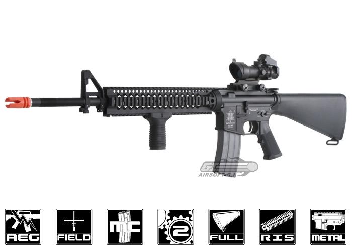 VFC Full Metal M16A4 AEG Airsoft Gun