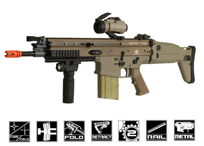 airsoft_VFC_SCARH_CQC_trades_Tan_A fn herstal scar h mk17 cqc aeg airsoft gun ( tan ) SCAR- L Assault Rifle at readyjetset.co