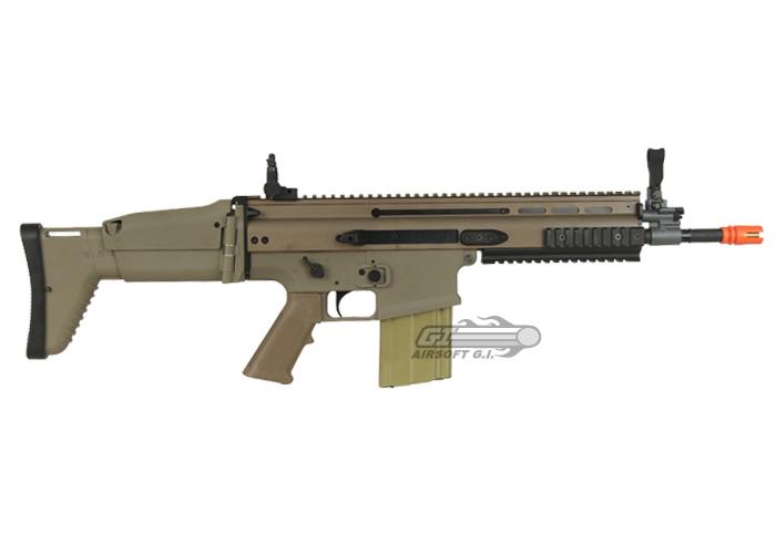 airsoft_VFC_SCARH_CQC_trades_Tan_E fn herstal scar h mk17 cqc aeg airsoft gun ( tan ) SCAR- L Assault Rifle at readyjetset.co