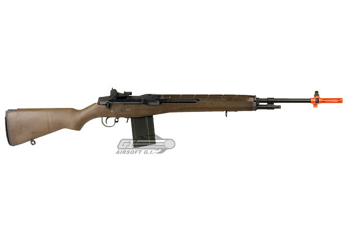 WE M14 Rifle GBB Airsoft Gun ( Imitation Wood )