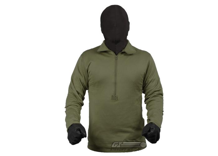 BASE II ZIP PULLOVER - TacticalUAE.com - Your gear store ...
