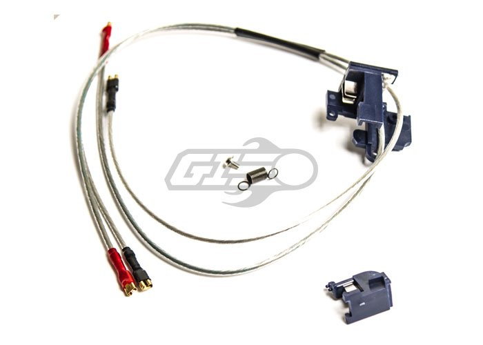 airsoft_lonex_gb 01 28 aeg switch & wire assembly ver 2 ( front ) vfc wiring harness with fuse at edmiracle.co