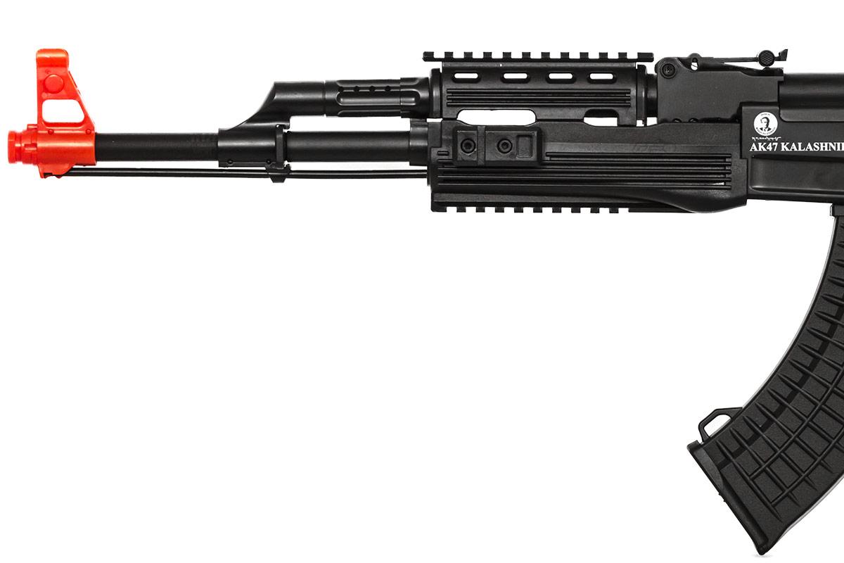 Kalashnikov AK47 RIS Tactical Full Stock Version Airsoft Gun