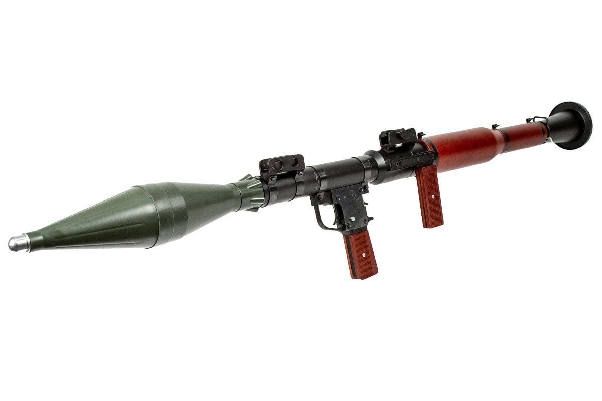 Arrow Dynamic RPG-7 40mm Grenade Launcher ( Real Wood )