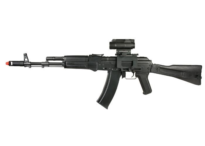 D Boy Full Metal RK-05 AEG Airsoft Gun by: D Boy - Airsoft GI - The