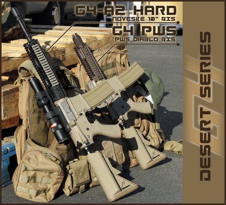 Airsoft GI G4 Desert Series