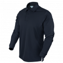 Condor Outdoor Performance Long Sleeve Tactical Polo (Navy Blue/XL)