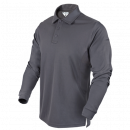 Condor Outdoor Performance Long Sleeve Tactical Polo (Graphite/XL)