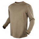 Condor Outdoor MAXFORT Long Sleeve Training Top (Tan/L)