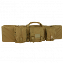 "Condor Outdoor MOLLE 42"" Deluxe Single Rifle Gun Bag (Coyote Brown)"