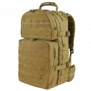 Condor Outdoor MOLLE Medium Assault Pack (Coyote)