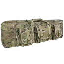 "Condor Outdoor MOLLE 36"" Deluxe Double Rifle Gun Bag w/ Flap (Multicam)"