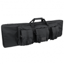 "Condor Outdoor MOLLE 42"" Deluxe Double Rifle Gun Bag w/ Flap (OD)"
