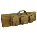 "Condor Outdoor 46"" Double Rifle Case (Coyote)"