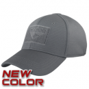 Condor Outdoor Flex Velcro Tactical Cap (Graphite/S - XL)