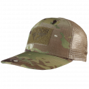 Condor Outdoor Flat Bill Trucker Hat (Multicam)