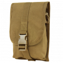 Condor Outdoor Small Utility Pouch (Coyote)
