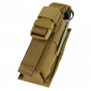 Condor Outdoor MOLLE Single Flash Bang Pouch (Coyote)