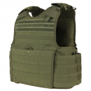 Condor Outdoor Enforcer Releasable Plate Carrier (OD Green/Large)