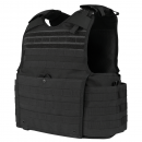 Condor Outdoor Enforcer Releasable Plate Carrier (Black/Large)
