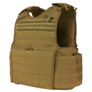 Condor Outdoor Enforcer Releasable Plate Carrier (Coyote Brown/Large)