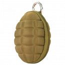 Condor Outdoor Grenade Key Chain Pouch (Coyote Brown)