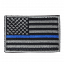 Condor Outdoor US Flag Patch  (Thin Blue Line)