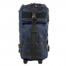 VISM Small Backpack (Blue/Black Trim)