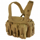 Condor Outdoor 7 Pocket Chest Rig (Coyote)
