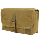 Condor Outdoor Gas Mask Pouch (Coyote Brown)