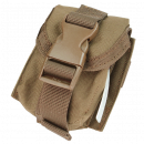 Condor Outdoor Single Frag Grenade Pouch (Coyote Brown)