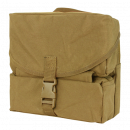 Condor Outdoor Fold Out Medic MOLLE Bag (Coyote)