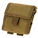 Condor Outdoor MOLLE Roll-Up Utility Pouch (Coyote)