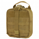 Condor Outdoor MOLLE Rip-Away EMT Pouch (Coyote)