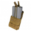 Condor Outdoor Single Stacker M4 Mag Pouch (Coyote Brown)