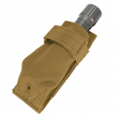 Condor Outdoor Flashlight Molle Pouch (Coyote)