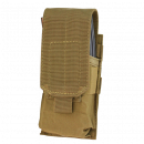 Condor Outdoor MOLLE Single M4 Magazine Pouch (Coyote)