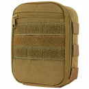 Condor Outdoor MOLLE Side Kick Pouch (Coyote)