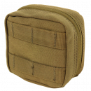 Condor Outdoor 4x4 Utility Pouch Molle (Coyote)