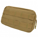 Condor Outdoor Horizontal Utility Molle Pouch (Coyote Brown)