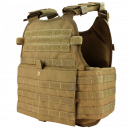 Condor Outdoor Modular Operator Plate Carrier (Coyote Brown)