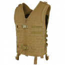 Condor Outdoor MOLLE Tactical Vest (Coyote)