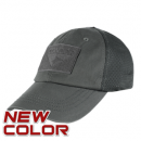 Condor Outdoor Mesh Tactical Cap (Multicam Black)