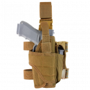 Condor Outdoor Tactical Tornado Leg Holster (Coyote)