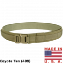 Condor Outdoor Cobra Gun Belt (Coyote/S)