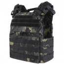 Condor Outdoor Cyclone Plate Carrier (Multicam Black)