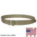 Condor Outdoor Cobra Tactical Belt (Coyote Tan/ S, M, L)