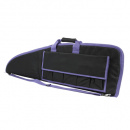 "VISM 40"" Rifle Case (Black/Purple)"
