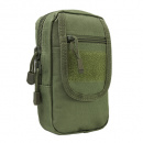 VISM Large Utility Pouch MOLLE (OD Green)